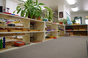 Greenhouse Montessori School Playroom