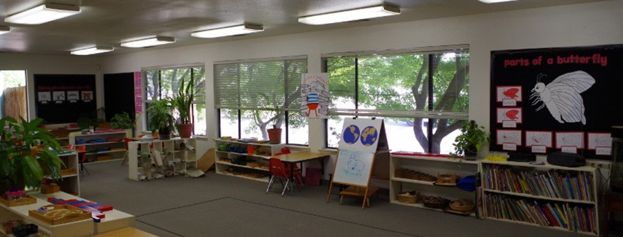 Greenhouse Montessori School Classroom